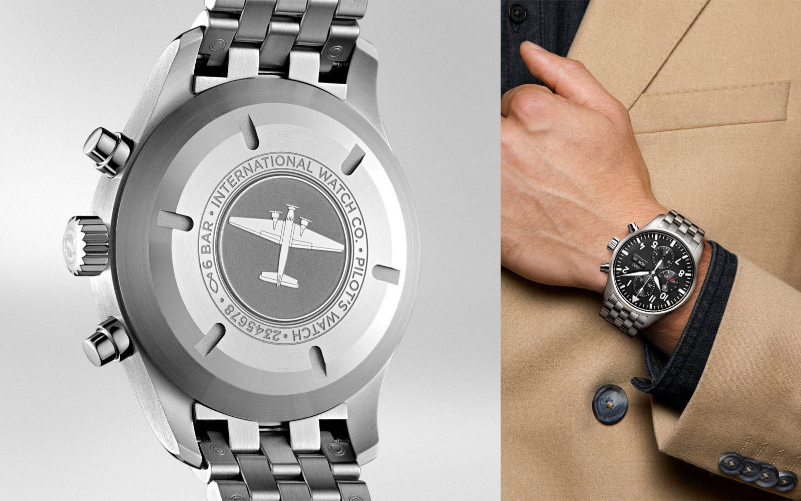 Pilot's Watch Chronograph IW377710 - feature