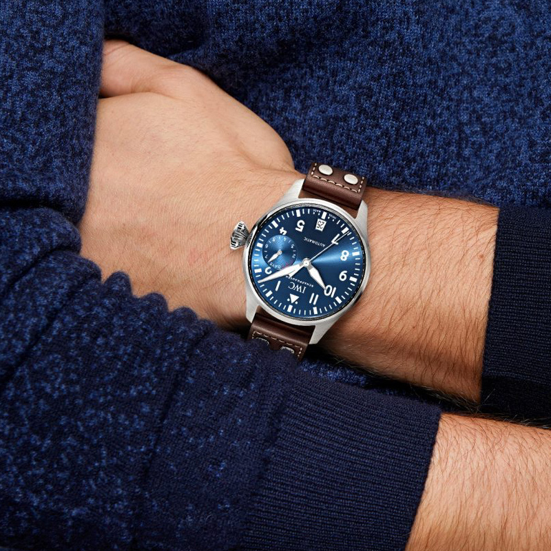 Feature - 0 Big Pilot's Watch Edition