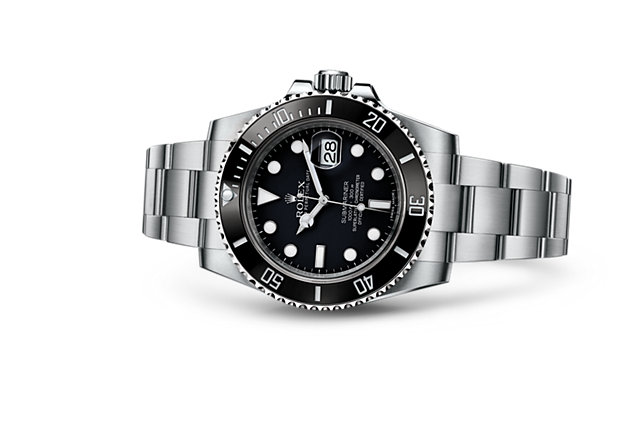 Submariner Date - M116610LN-0001- image