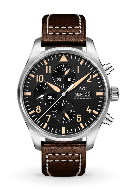 Watches of Switzerland 20th Anniversary Pilots Chronograph