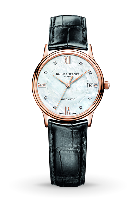 Classima Red Gold Diamond dial