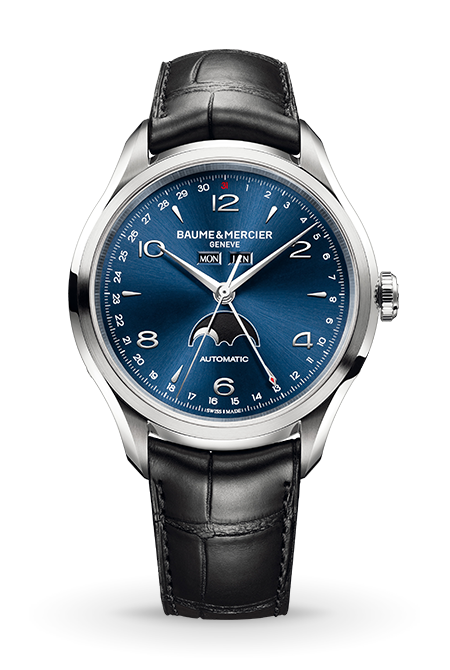 Clifton Blue Dial