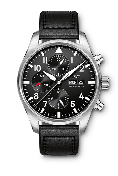 Pilot's Watch Chronograph IW377709- image