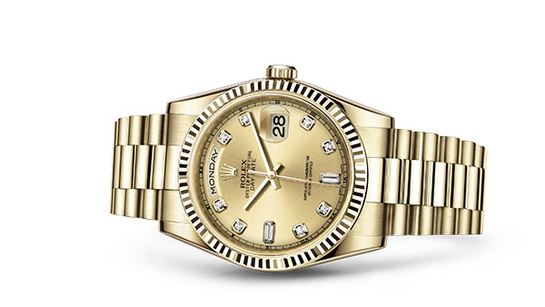 Day-Date 36 - M118238-0116- image