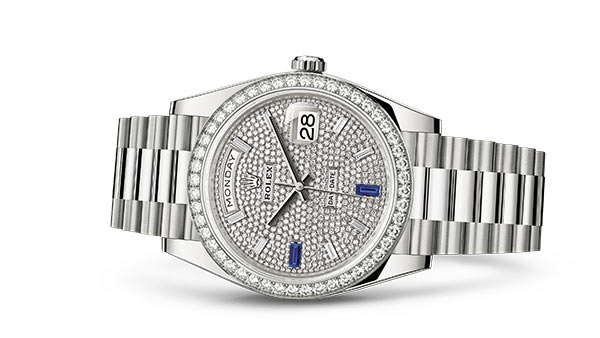 Day-Date 40 - M228349RBR-0036- image