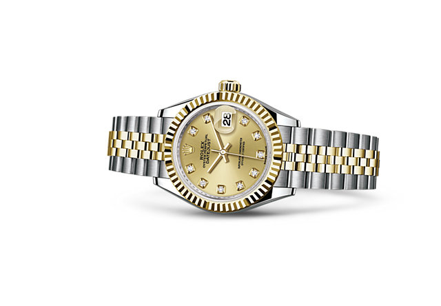 Lady-Datejust 28 - M279173-0011- image