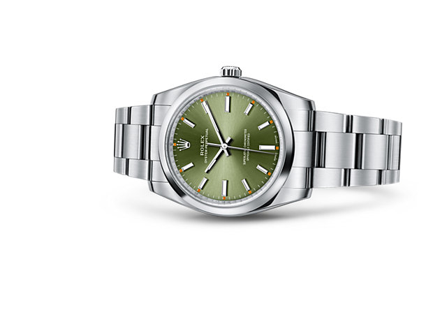 Oyster Perpetual 34 - M114200-0021- image