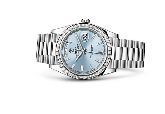 Day-Date 40 - M228396TBR-0002- image