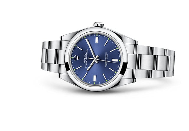Oyster Perpetual 39 - M114300-0003- image