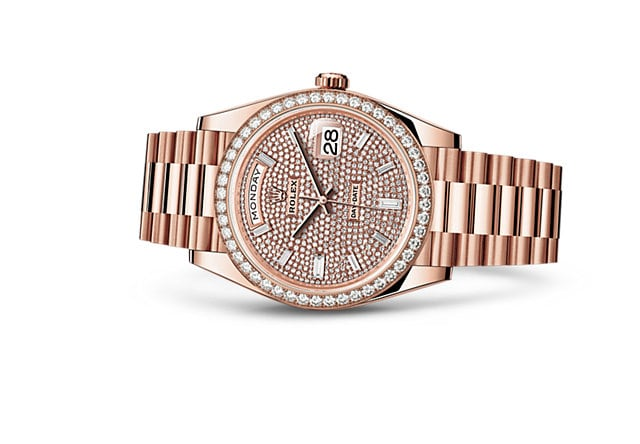 Day-Date 40 - M228345RBR-0002- image