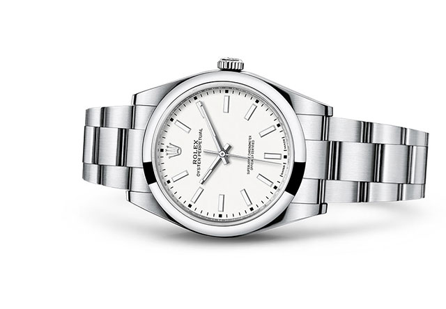 Oyster Perpetual 39 - M114300-0004- image