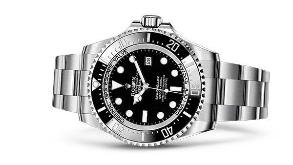 Rolex Deepsea - M126660-0001