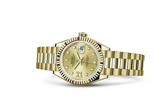 Lady-Datejust 28 - M279178-0013- image