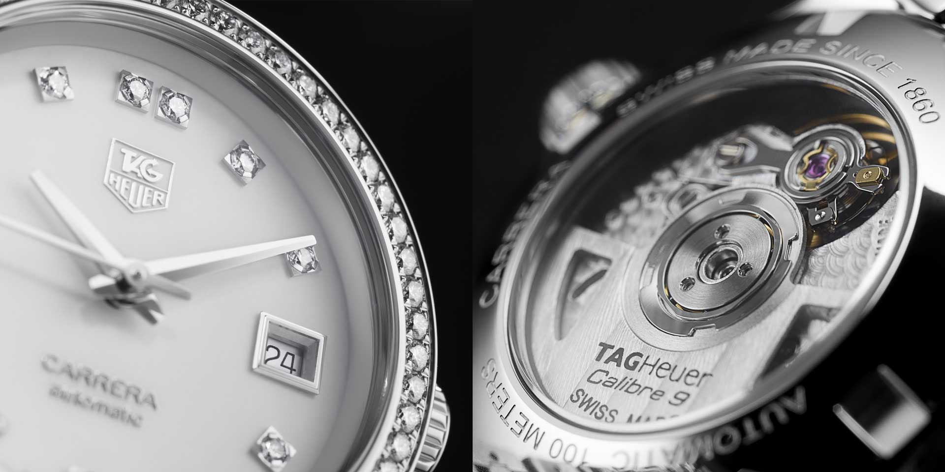 CARRERA Ladies Calibre 9 - feature