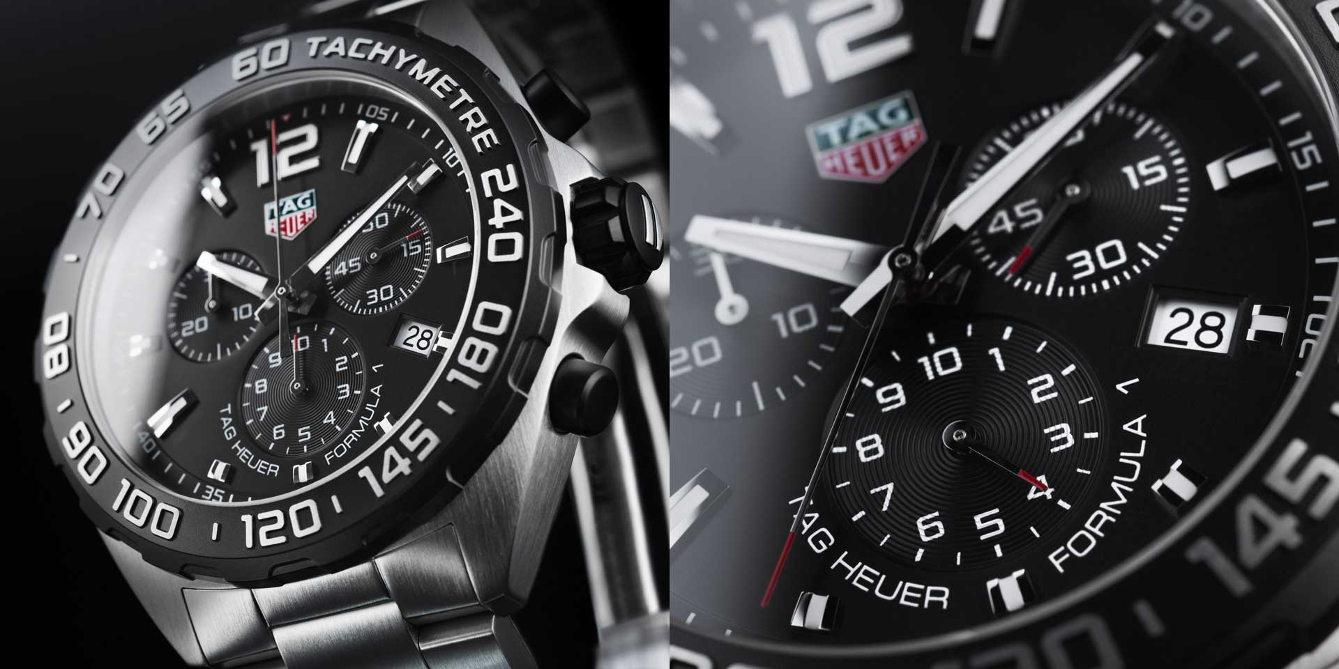 FORMULA 1 Chronograph - feature