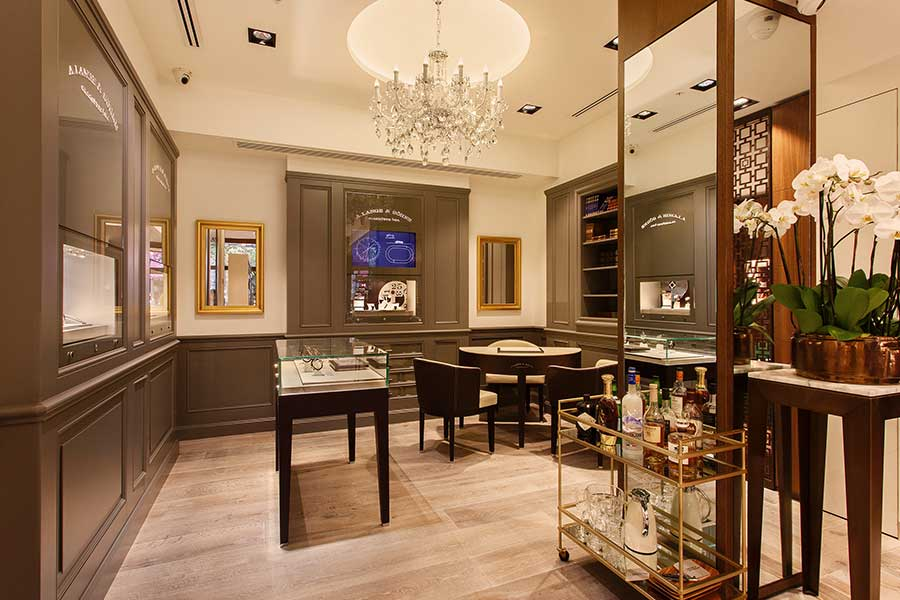 Watches of Switzerland Melbourne Luxury Swiss Watch Boutique A. Lange & Sohne Area