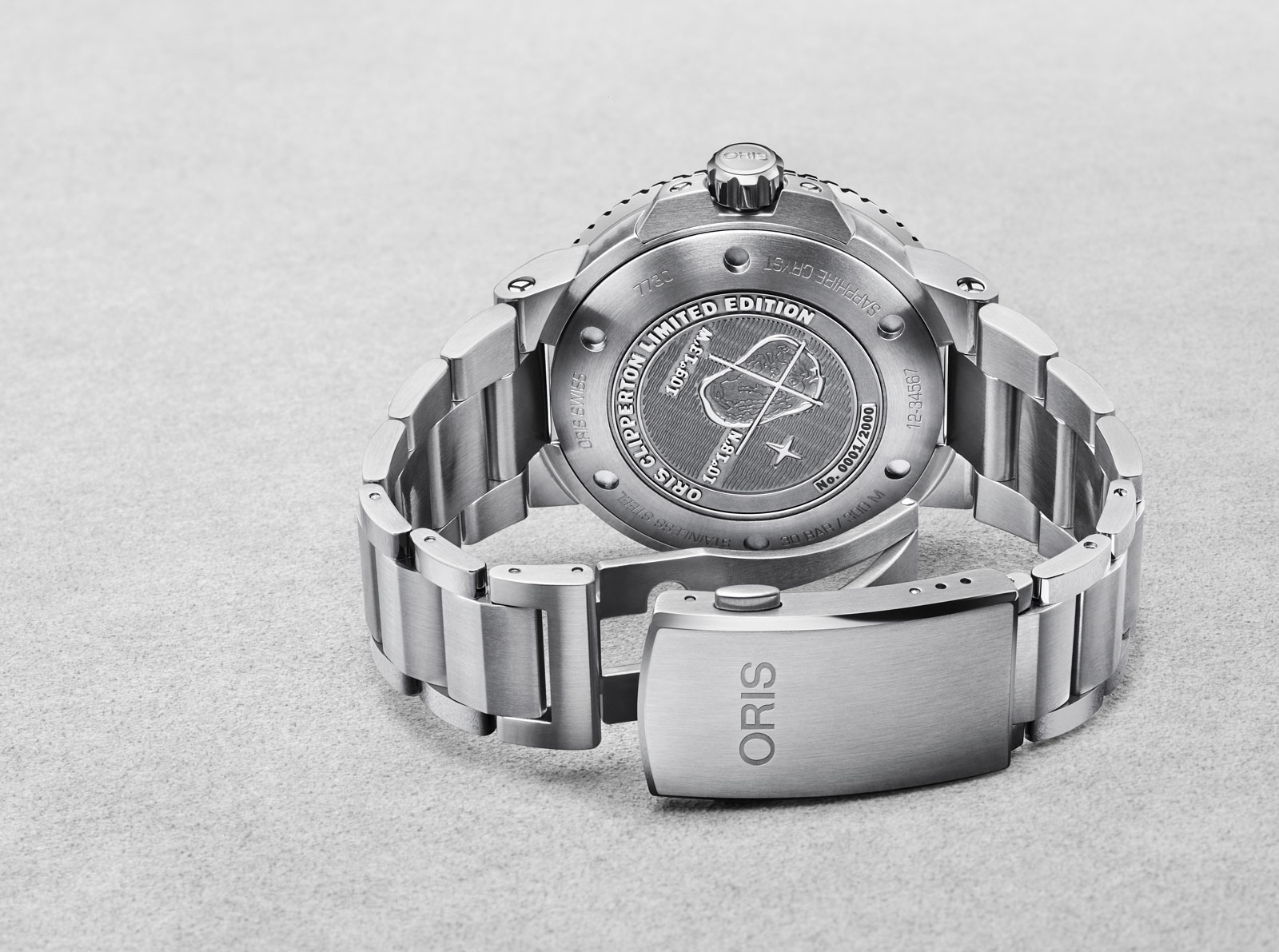 AQUIS Clipperton Limited Edition - feature