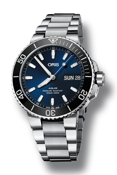 The Oris Aquis Big Date Day