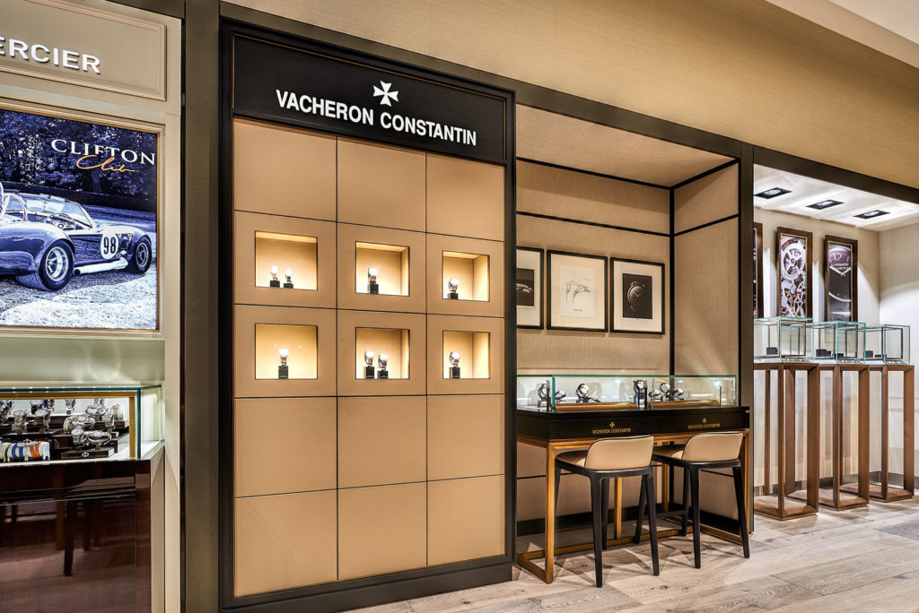Vacheron Constantin at Watches of Switzerland Perth