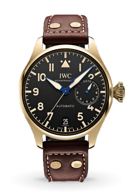The IWC Big Pilot Heritage Bronze IW501005