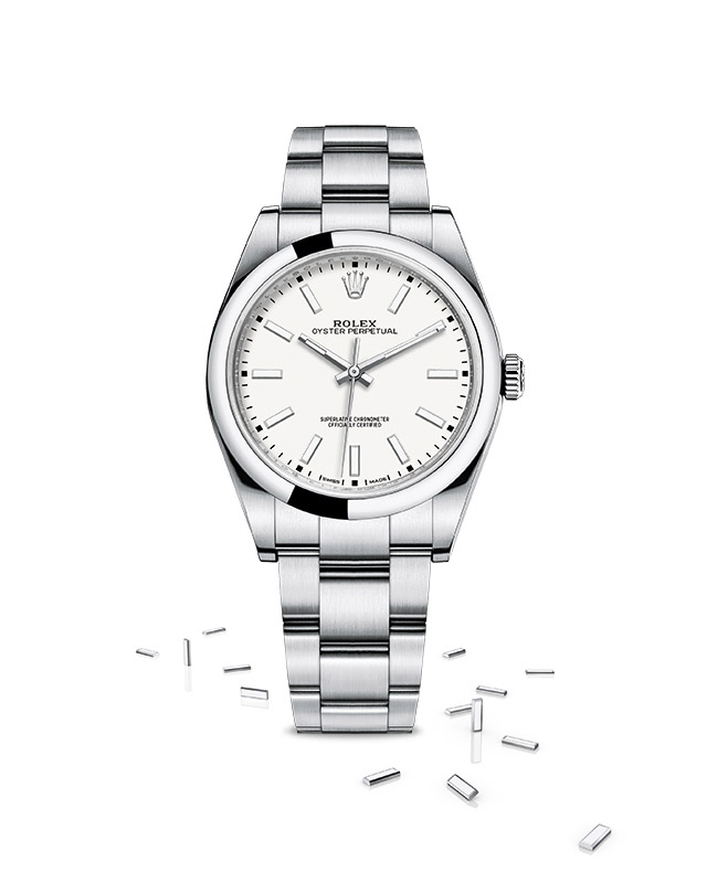Oyster Perpetual 39 - M114300-0004 - image