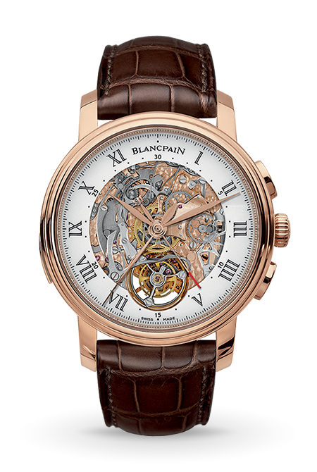 Carrousel Minute Repeater Flyback Chronograph 2358- image