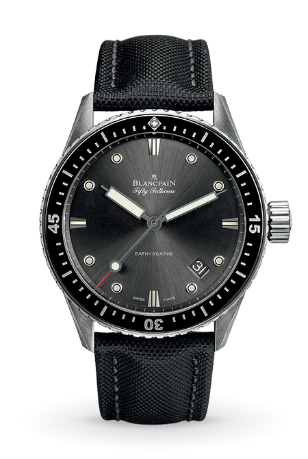Fifty Fathoms Bathyscaphe 5000- image
