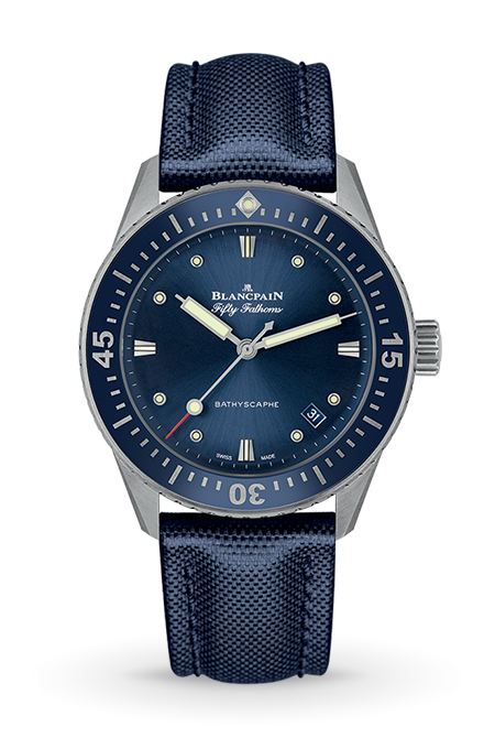 Fifty Fathoms Bathyscaphe 5100- image