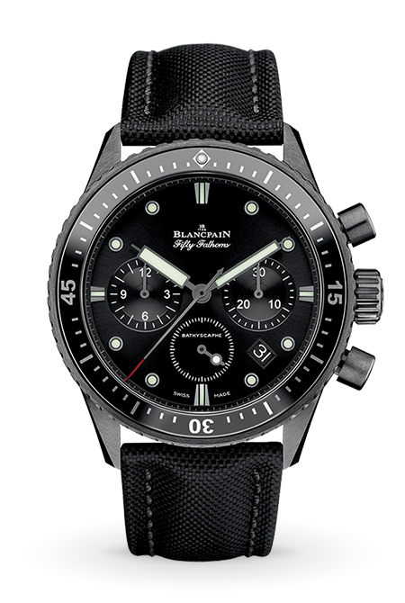 Fifty Fathoms Bathyscaphe 5200- image