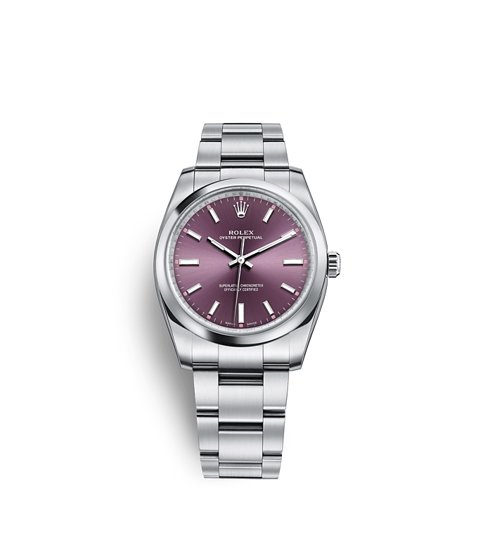 Oyster Perpetual 34 - M114200-0020- image