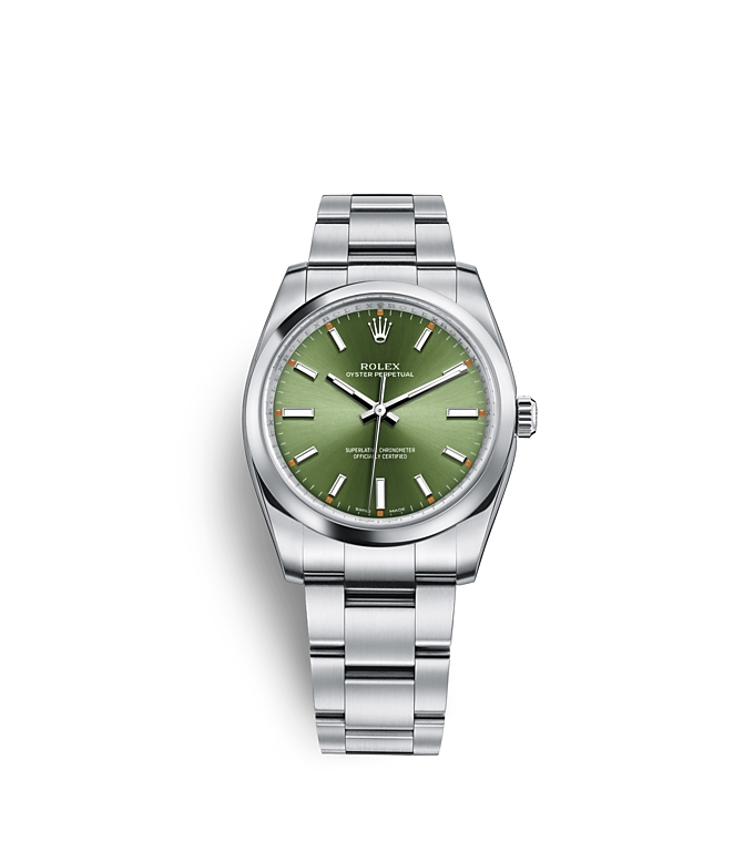 Oyster Perpetual 34 - M114200-0021