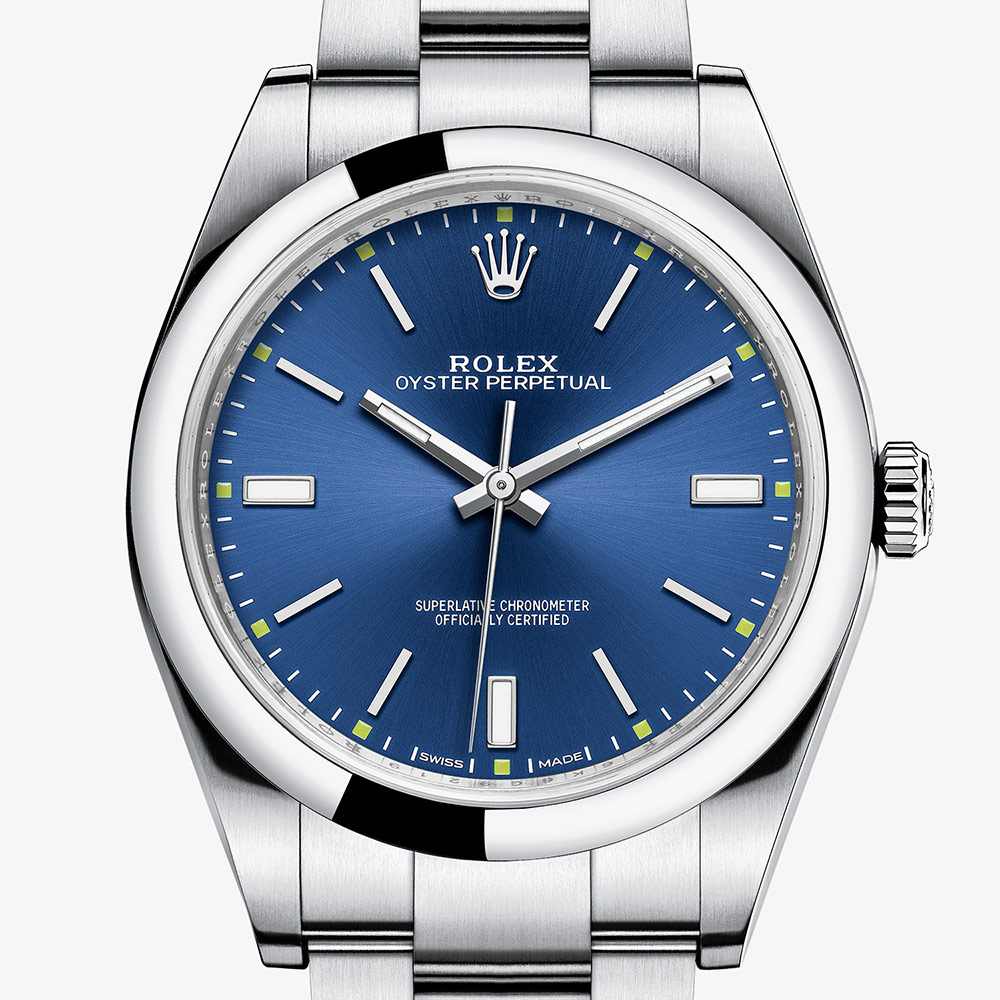 Oyster Perpetual - slider 0