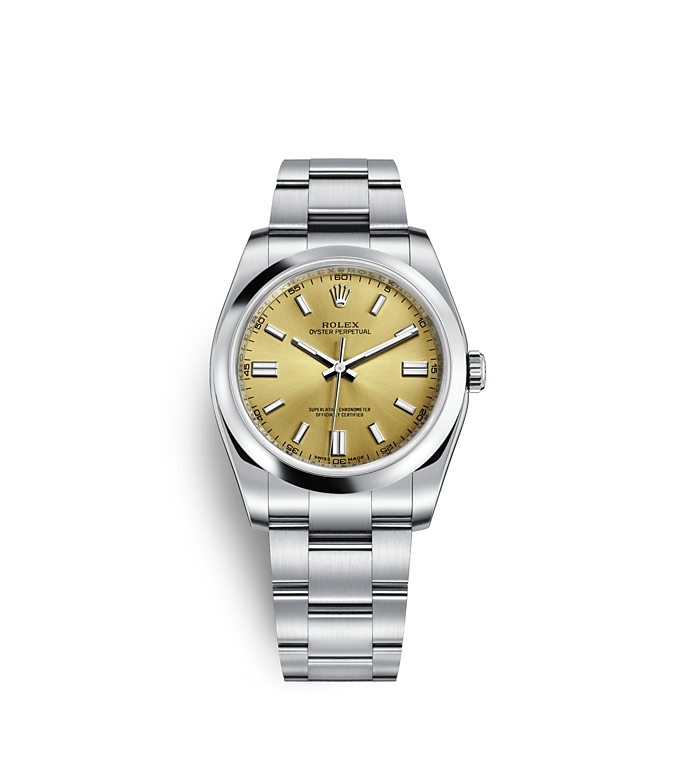 Oyster Perpetual 36 - M116000-0011- image