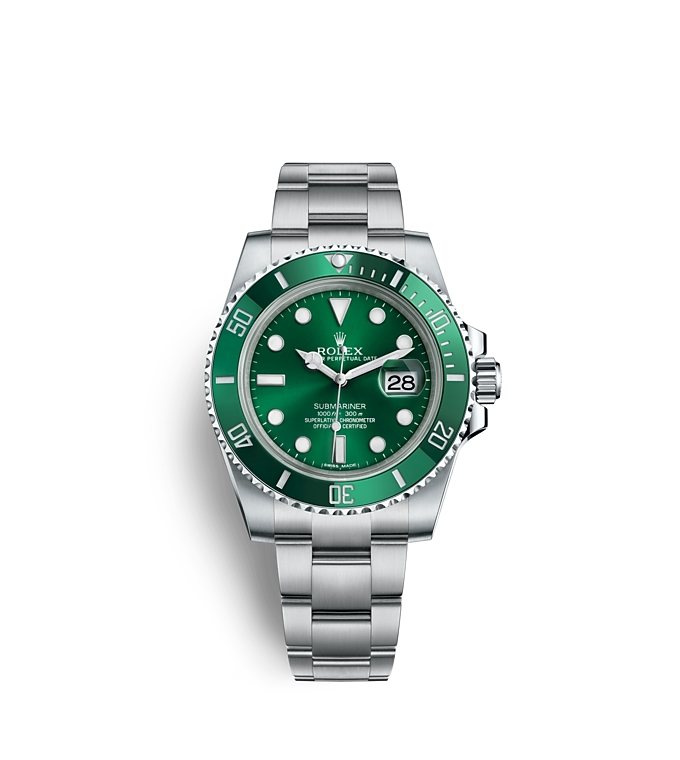 Submariner Date - M116610LV-0002