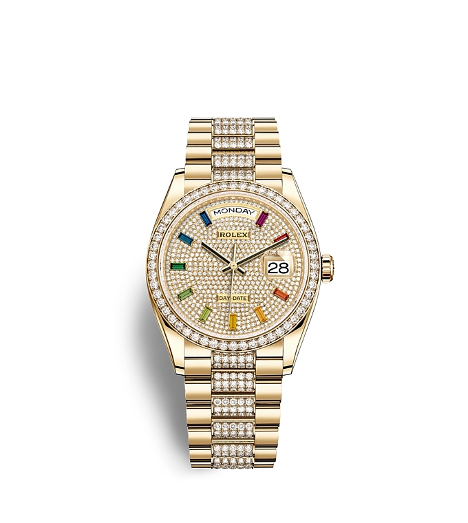Day-Date 36 - M128348RBR-0031- image