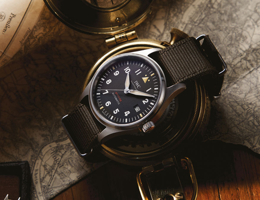 Feature - 0 Pilot's Watch Automatic Spitfire