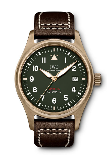 Pilot's Watch Automatic Spitfire Bronze- image