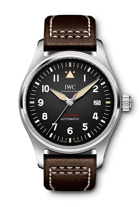Pilot's Watch Automatic Spitfire (Leather Strap)