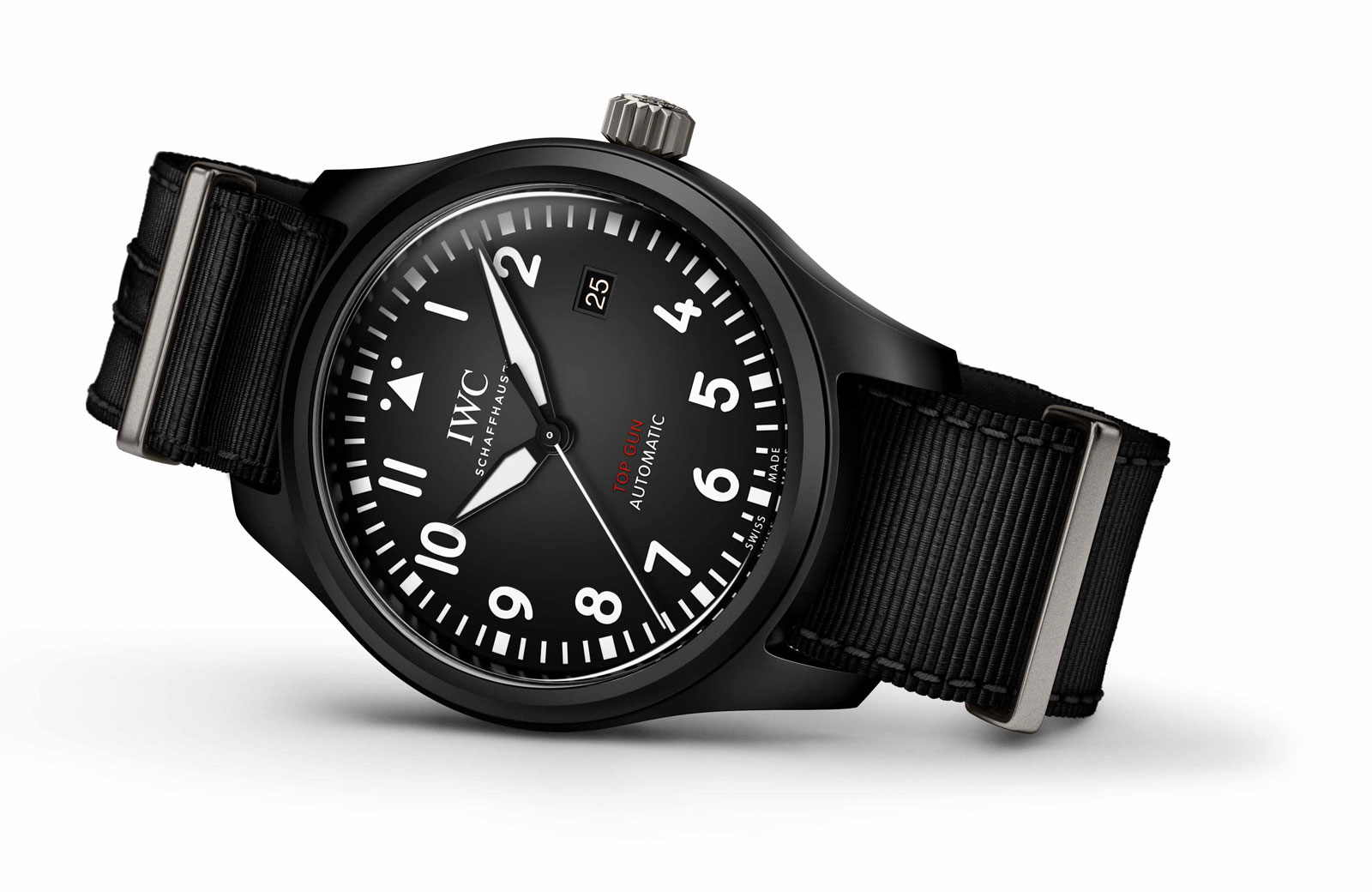 Pilot's Watch Automatic TOP GUN - feature