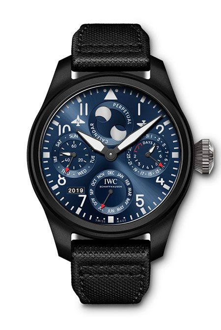 "Big Pilot's Watch Perpetual Calendar Edition ""Rodeo Drive"""