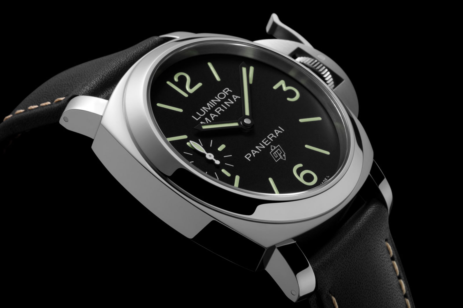 LUMINOR BASE LOGO PAM00773 - feature