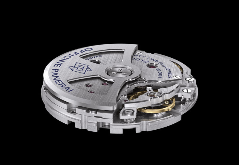 Feature - 3 LUMINOR GMT POWER RESERVE PAM01321