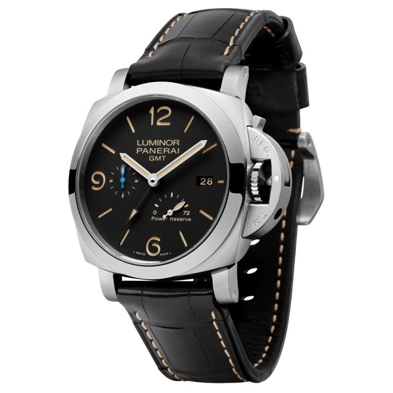 Feature - 0 LUMINOR GMT POWER RESERVE PAM01321