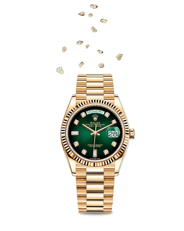 Day-Date 36 - M128238-0069 - image
