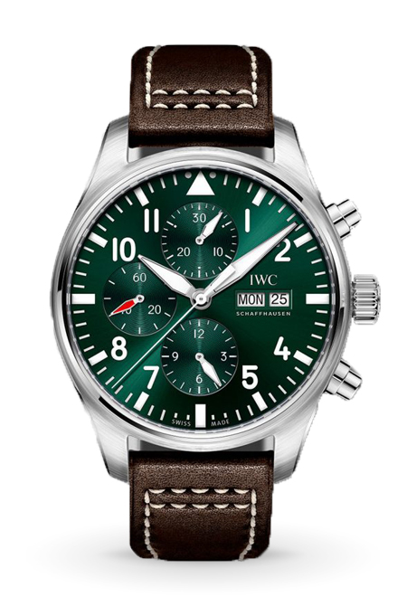 PILOT'S WATCH CHRONOGRAPH EDITION RACING GREEN