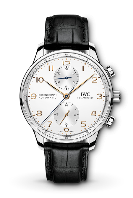PORTUGIESER CHRONOGRAPH (Steel)- image