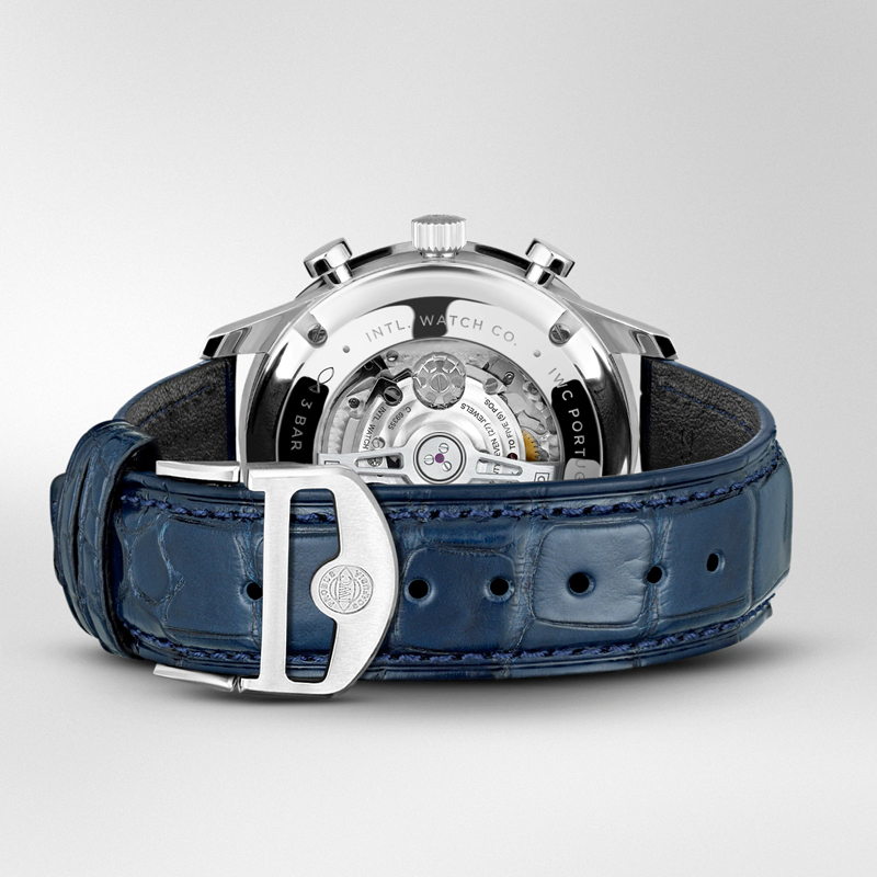 Feature - 2 PORTUGIESER CHRONOGRAPH (Steel)