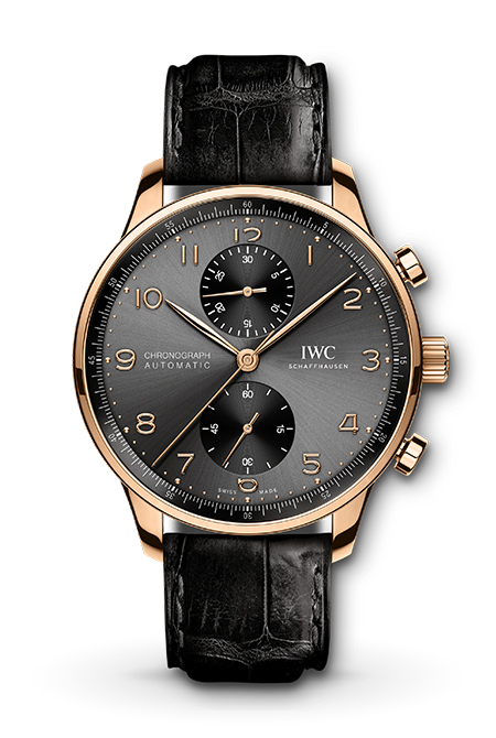 PORTUGIESER CHRONOGRAPH (Gold)- image