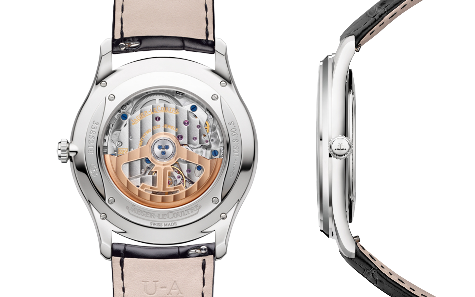 MASTER ULTRA THIN SMALL SECONDS 1218420 - feature