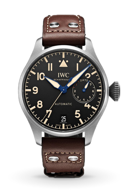 BIG PILOT'S WATCH HERITAGE IW501004- image